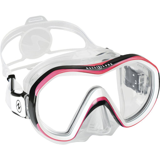 Aqua Lung Reveal X1 Mask / Pink / Clear