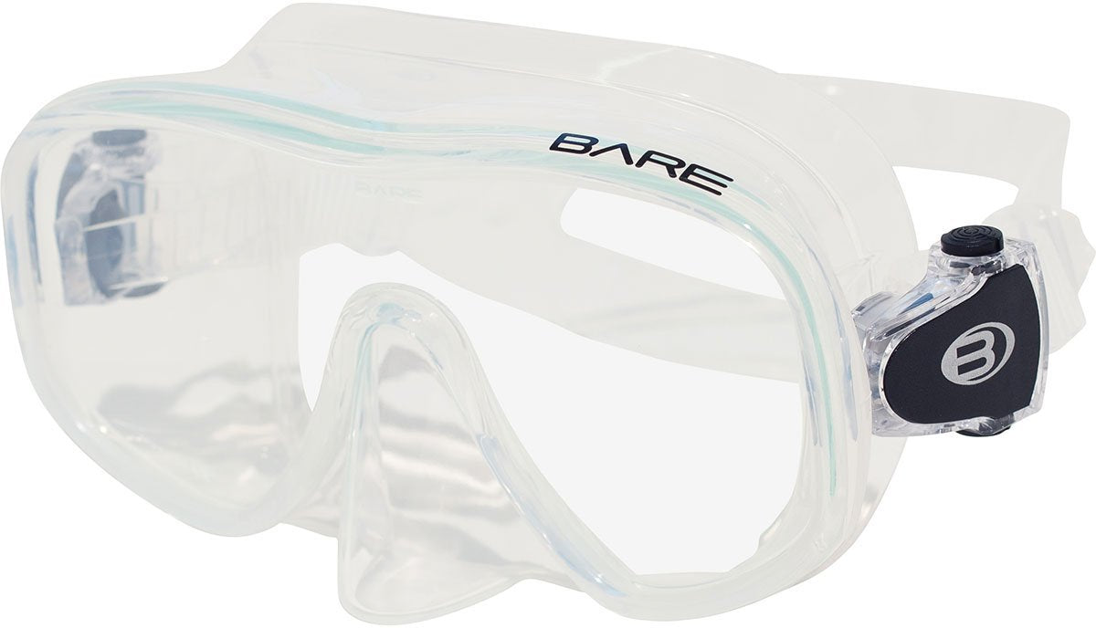Bare Frameless Mask / Clear / Clear - Dive Toy