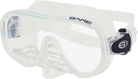 Bare Frameless Mask / Clear / Clear