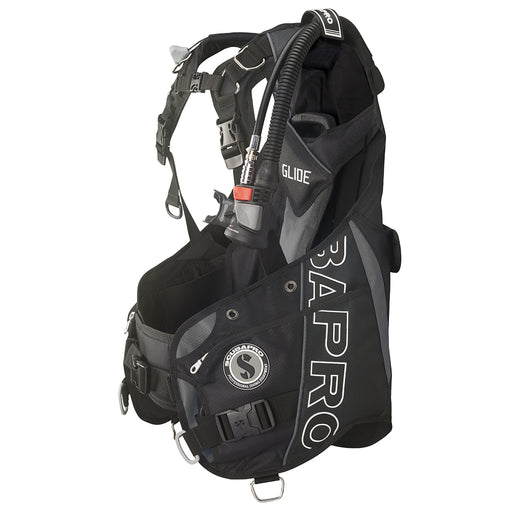Scubapro Glide w/Air2 BCD / Grey / Black / S