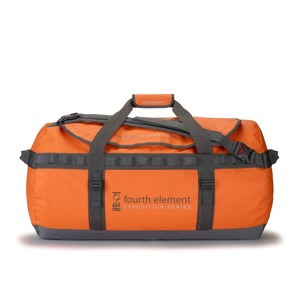 Fourth Element Expedition Duffel 60L Bag / Orange