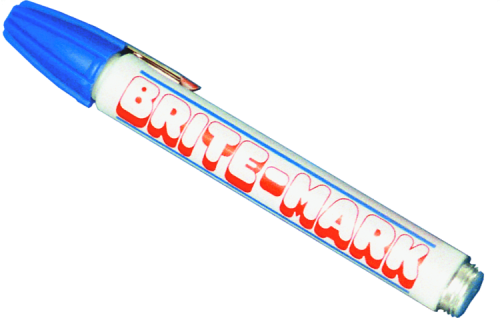 Innovative Brite-Mark Marker Pen Accessories / White