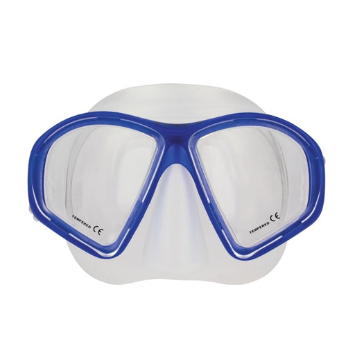 Oceanic Enzo Mask / Blue / Clear