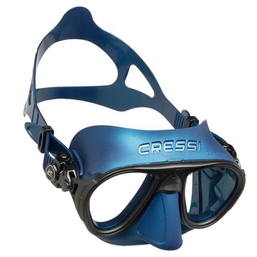 Cressi Calibro Mask / Blue / Black