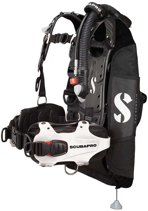 Scubapro Hydros Pro Air 2 BCD Women / White / Black / M