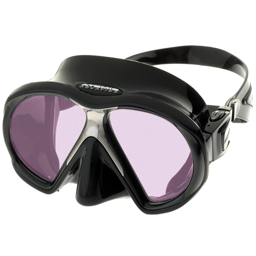 Atomic Subframe Arc Mask / Black - Dive Toy