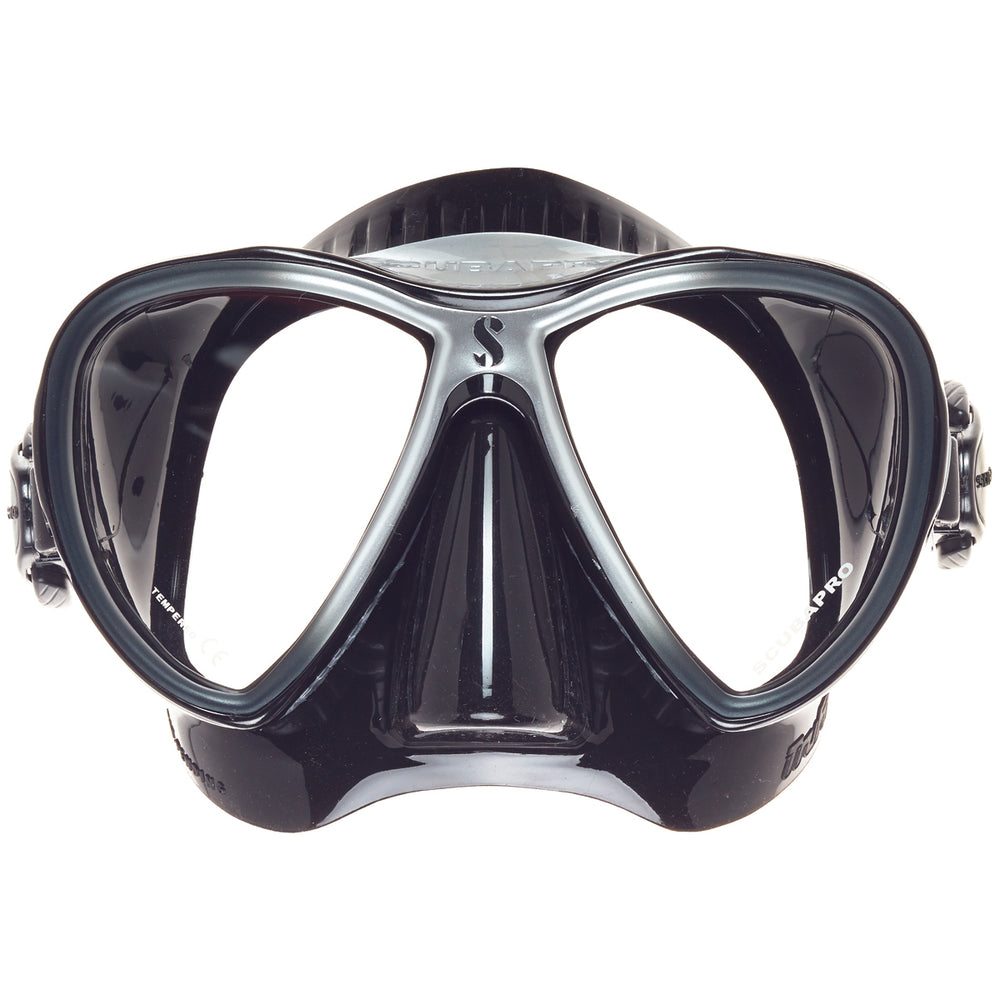 Scubapro Synergy 2 Twin Mask / Silver / Black