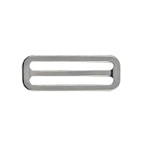 Highland SS Three Bar Slide BCD Accessory / Silver / 2.0''