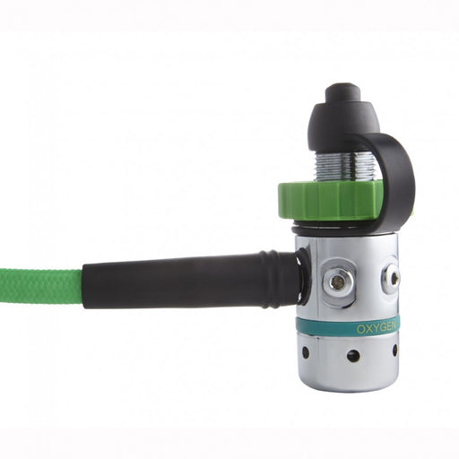 Hollis 150LX + H-02 Din Piston Regulator / Green