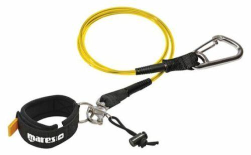 Mares Lanyard w/Release Accessory / Yellow / Black