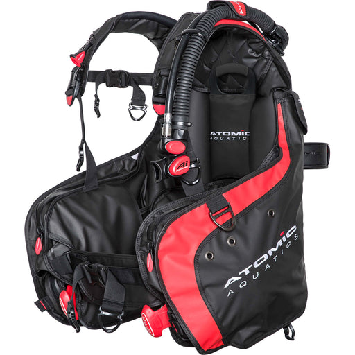 Atomic BC1 BCD / Red / Black / ML