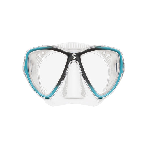 Scubapro Synergy Mini Mask / Turquoise / Clear