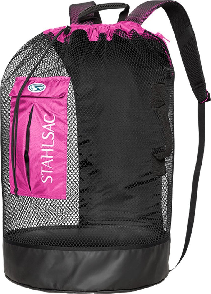 Stahlsac Bonaire Mesh Backpack  Bags / Pink