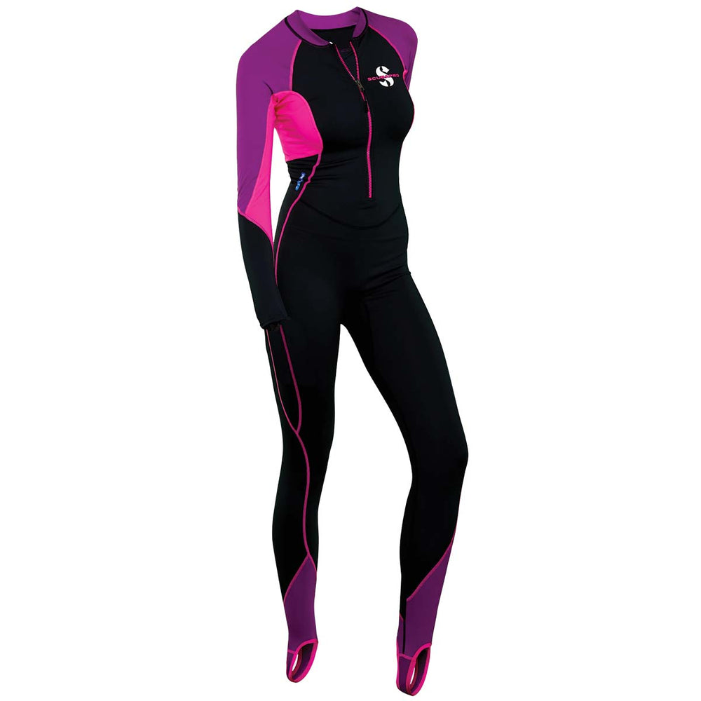 Scubapro UPF 50 Steamer Rash Guard Women / Jewel / Pink / S