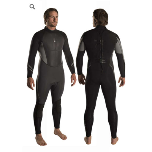 Fourth Element Xenos Mens 5mm Wetsuit / Black / S