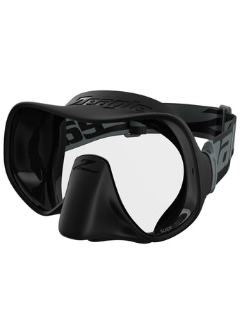 Zeagle Scope Mono Mask / Black / Black
