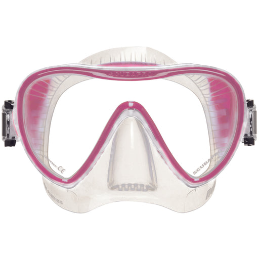 Scubapro Synergy 2  Mask / Pink / Clear