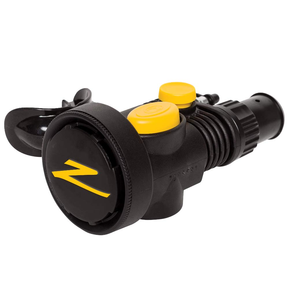 Zeagle Octo-z II Octoflate Safe Second / Black / Yellow