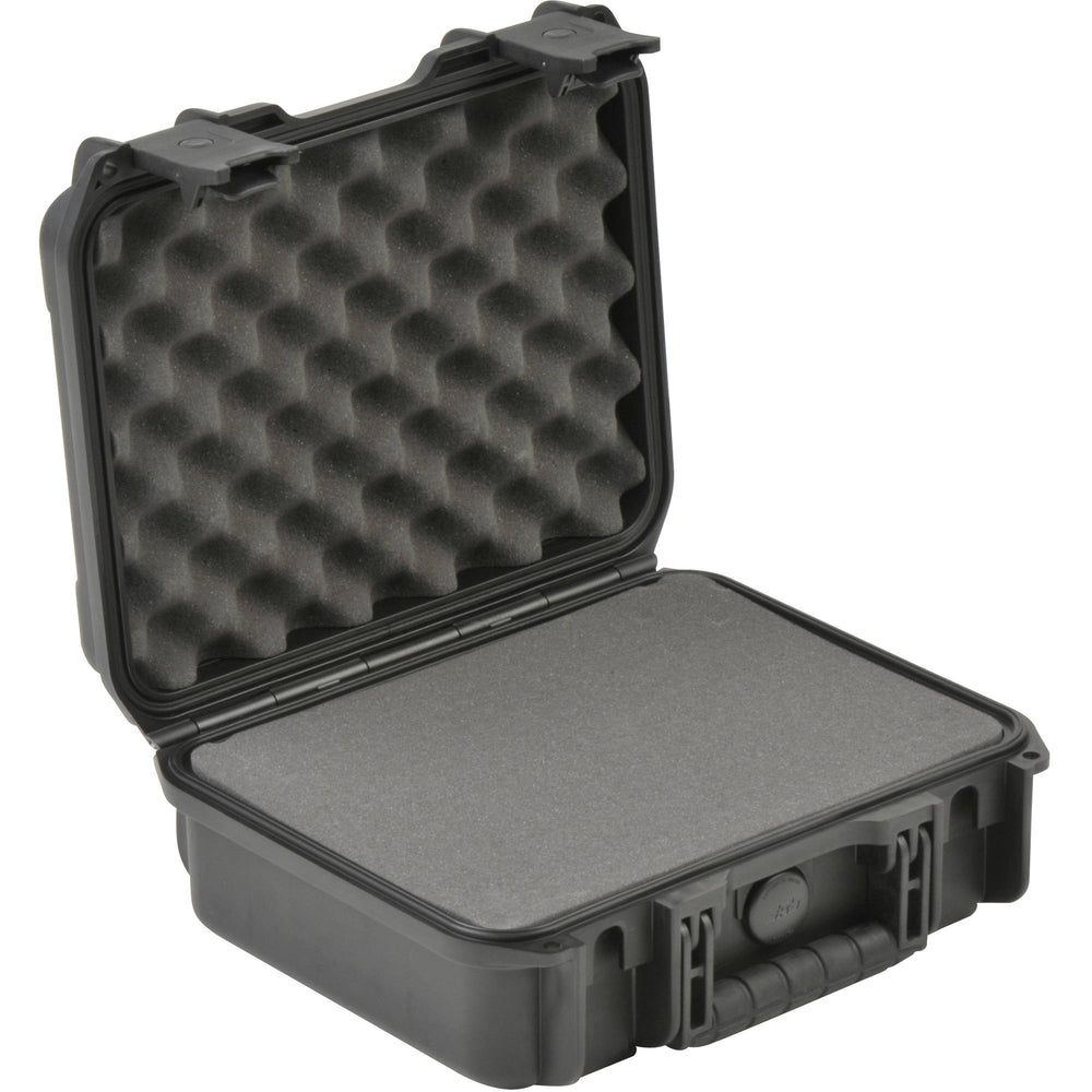 SKB Corporation iSeries 1209-4 Waterproof Case (with cubed foam) Box / Black / 12'' X 9'' X 4.50''