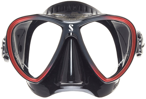 Scubapro Synergy 2 Twin Mask / Black / Red