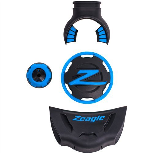 Zeagle F8 Color Kit Regulator Accessory / Blue / Black
