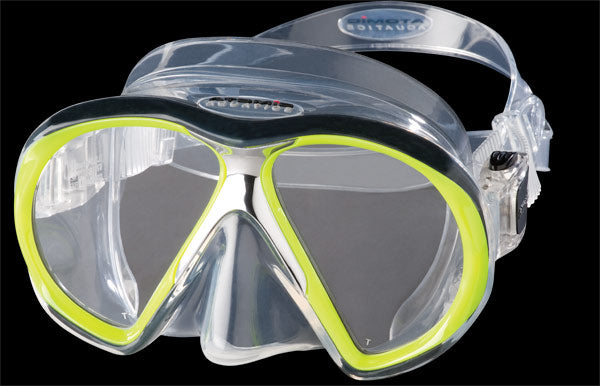 Atomic Subframe Mask / Clear / Yellow