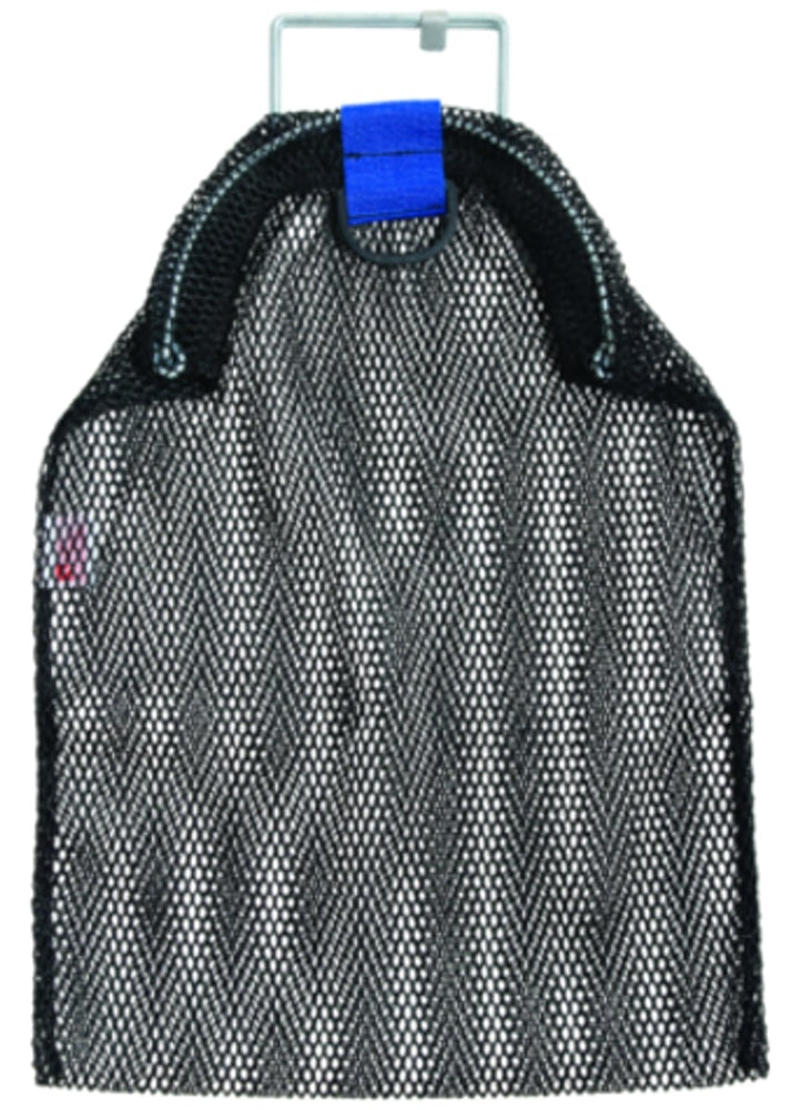 Innovative Wire Handle Mesh Bag / Black / Black / 18x28''