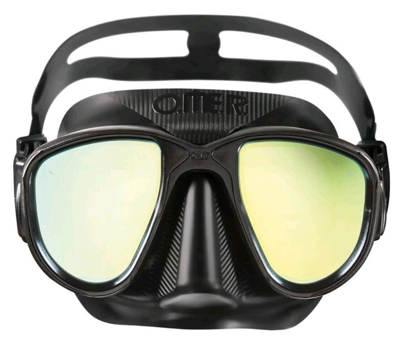 Omer Alien Exclusive Mirror Mask / Black