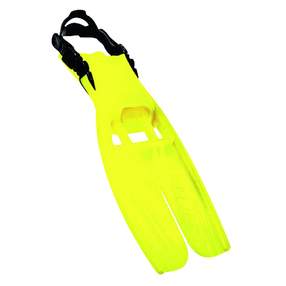 ScubaPro TwinJet (Adjustable) Fins / Yellow / XL