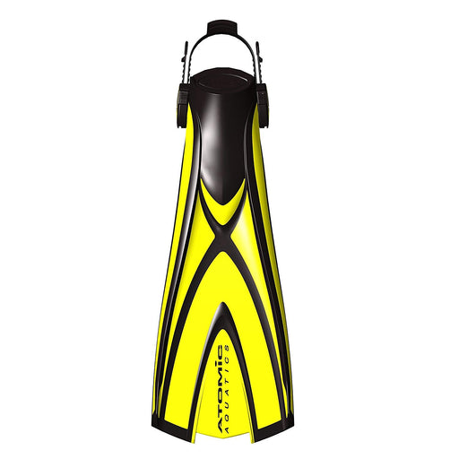 Atomic Blade Fins / Yellow / Black / L