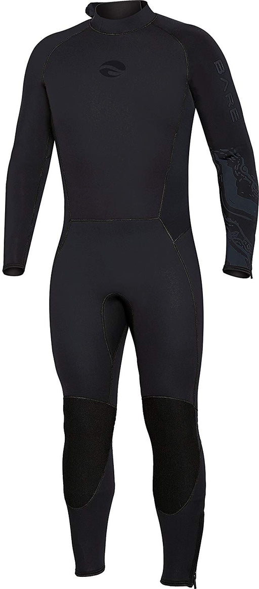 Bare 7mm Velocity Ultra Wetsuit / Black / MLS