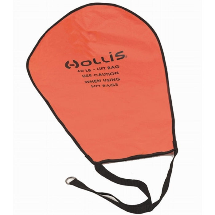 Hollis 60 lb. Lift Bag / Orange / Black