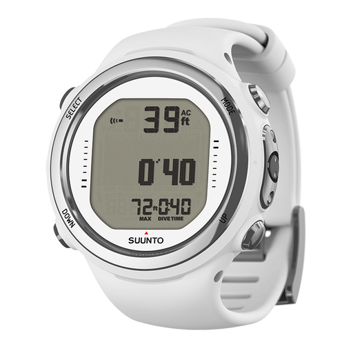 Suunto D4i Novo with USB Computer / White