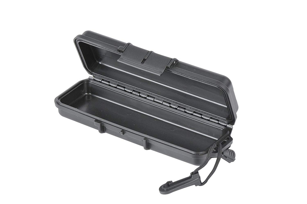 SKB Corporation iSeries 0702-1 Waterproof Utility Case (empty) Box / Black / 7.76'' x 2.15'' x 1.30''