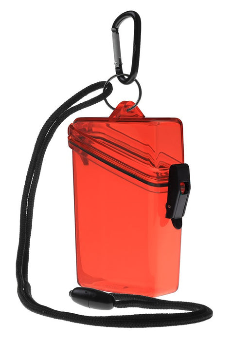 Witz See It Safe Accessory / Transparent Red