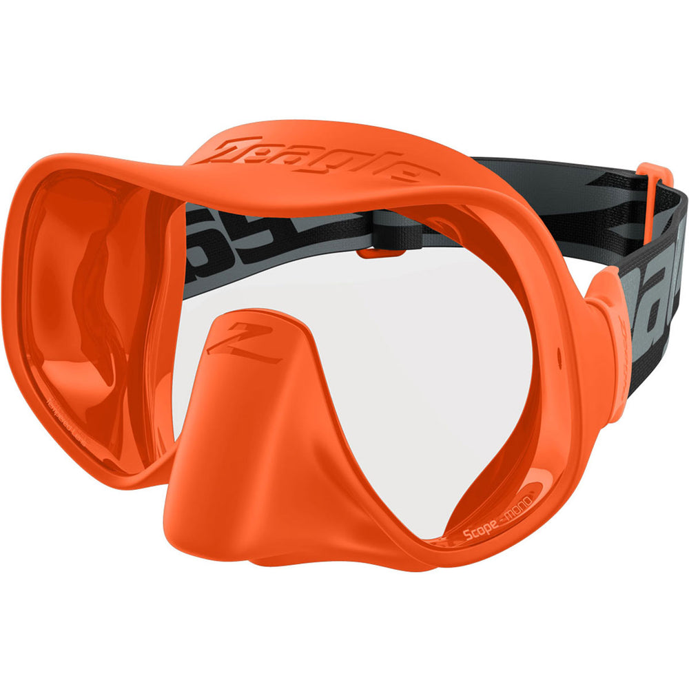 Zeagle Scope Mono Mask / Orange