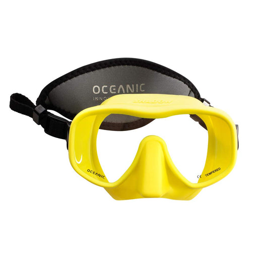 Oceanic Shadow Mask / Yellow