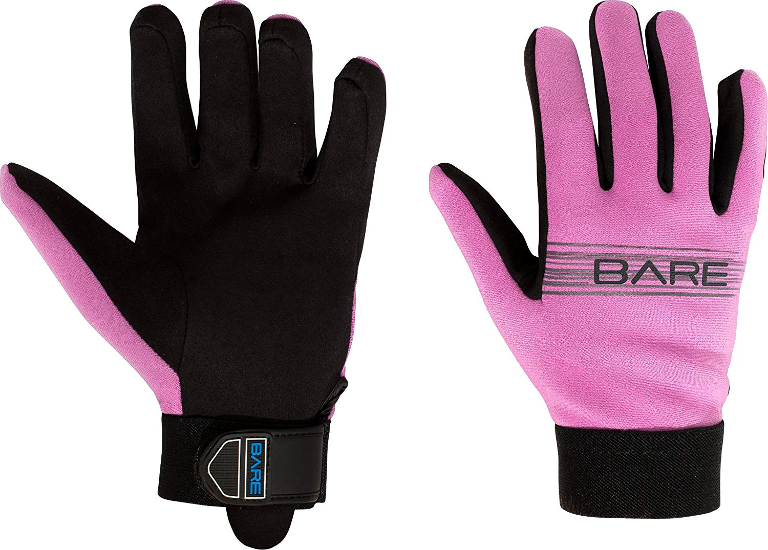 Bare 2mm Tropic Sport Gloves / Pink / M