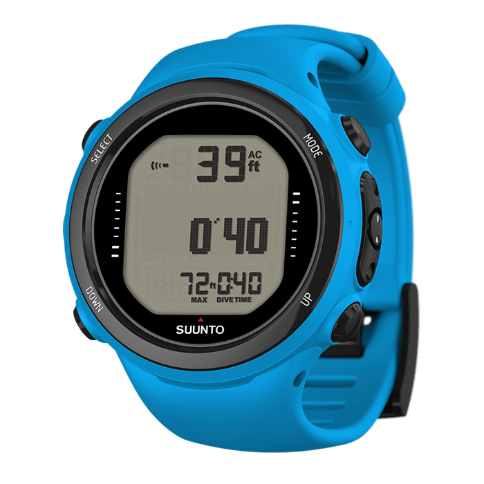 Suunto D4i Novo with USB Computer / Blue