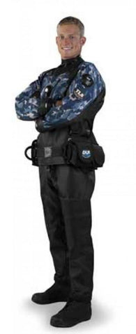 DUI Weight & Trim System Drysuits / Medium