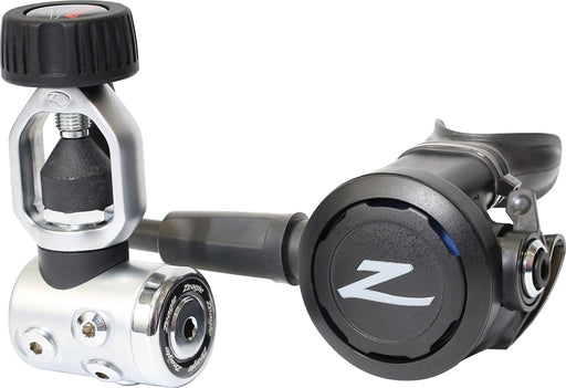 Zeagle Envoy II Yoke Regulator / Black / Silver
