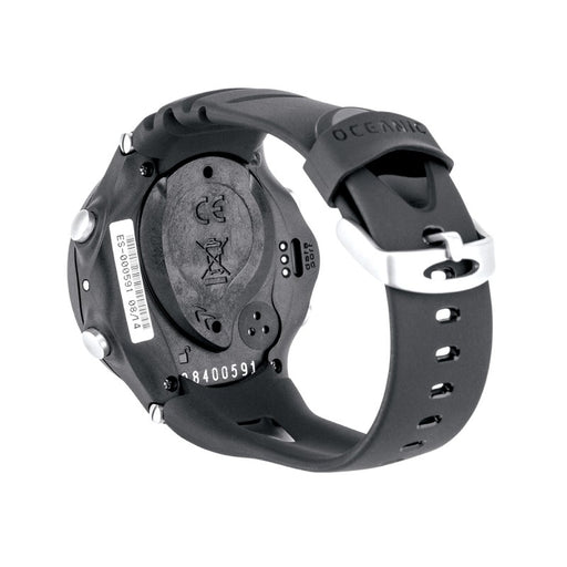 Oceanic F. 10 V.3 Freediving Watch Computer / Black / Silver