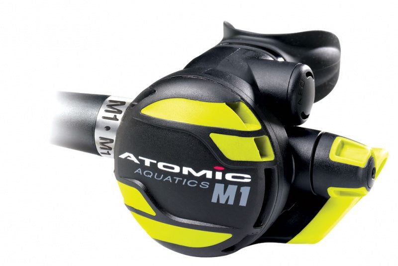Atomic M1 Safe Second / Yellow / Black