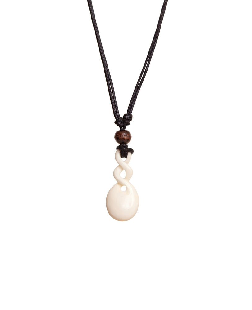 Wanderer Imports Bone Twish Necklace Accessories
