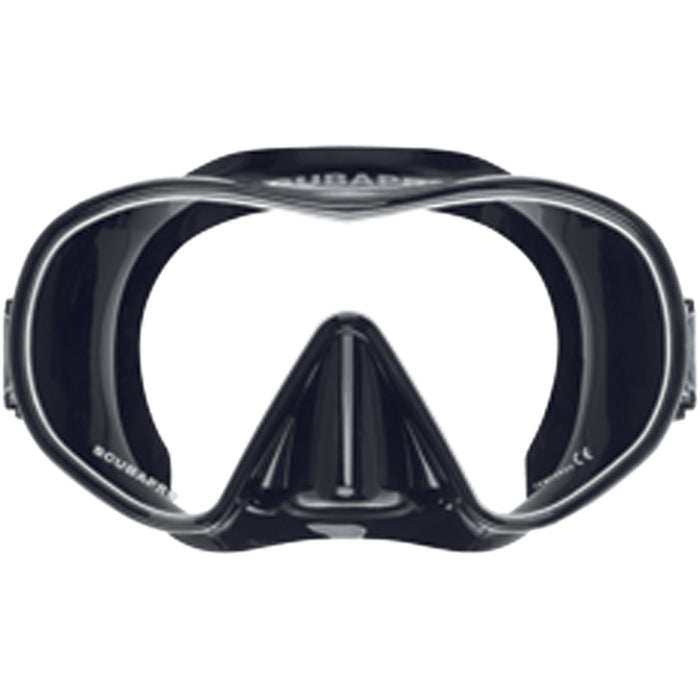 Scubapro Solo Mask / Black / White