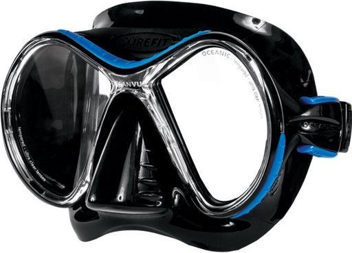 Oceanic Ocean Vu Mask / Blue / Black