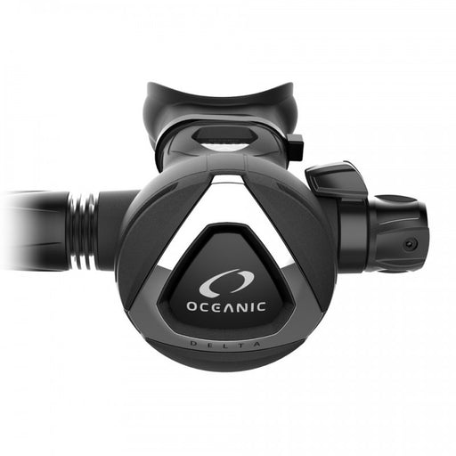 Oceanic Delta 5 + EDX, Yoke, BK Regulator / Black