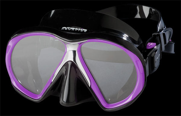 Atomic Subframe Mask / Black / Purple