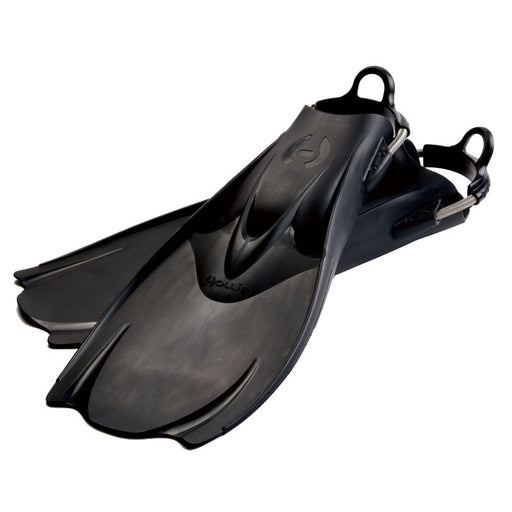 Hollis F-1 Fins / Black / XL