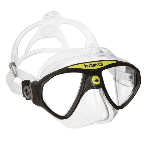 Aqua Lung Micro Mask / Yellow